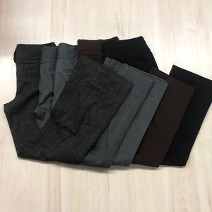 Maurices women's dress pants size 5/6R